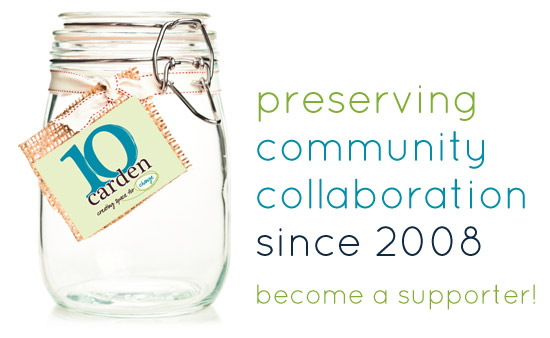 Preserving community collaboration since 2008 - become a supporter